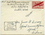 Letter from Carl Riley to Mr. Jesse G. Dorsey, February 6, 1944.