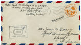 Letter from Carl Riley to Mr. Jesse G. Dorsey, December 8, 1943.