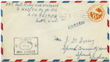 Letter from Carl Riley to Mr. J.G. Dorsey, September 23, 1943.