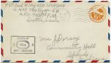 Letter from Carl Riley to Mr. Jesse Dorsey, July 15, 1943.