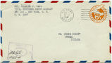 Letter from Charles J. Waiz to Mr. Jesse Dorsey, February 4, 1944.