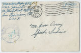 Letter from Marion Pope to Mr. Jesse Dorsey, March 15, 1945.