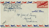 Letter from Earl E. Swartz to Mr. Jesse G. Dorsey, June 20, 1943.
