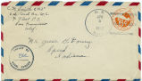Letter from C.M. Smith to Mr. Jesse G. Dorsey, April 3, 1943.