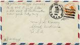 Letter from John W. Riggle to Mr. J.G. Dorsey, June 25, 1944.