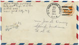 Letter from J.W. Riggle to Mr. Jess G. Dorsey, July 25, 1943.
