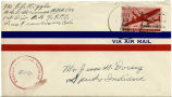 Letter from F. L. Riggle to Mr. Jesse G. Dorsey, May 16, 1945.
