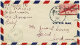 Letter from W.E. Richey to Mr. Jesse. G. Dorsey, April 16, 1942.