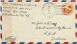 Letter from Charles W. Resch to Mr Jesse G. Dorsey, September 6, 1944.