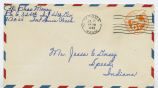 Letter from Margaret Money to Mr. Jesse G. Dorsey, July 20, 1943.