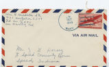 Letter from Bill Middleton to Mr. J. G. Dorsey, October 7, 1945.