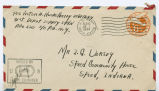 Letter from Victor H. Huckelberry to Mr. J. G. Dorsey, June 30, 1944.