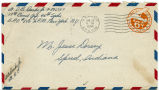 Letter from Bud Drake Jr. to Mr. Jesse Dorsey, June 11, 1944.