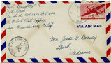 Letter from H.R. Doughty to Mr. Jesse G. Dorsey, February 22, 1945.