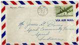 Letter from Herman Renn to Mr. Jesse G. Dorsey, September 23, 1944.