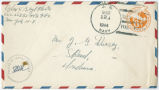 Letter from Glen E. Beyl to Mr. J. G. Dorsey, February 26, 1944.