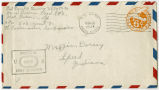Letter from Paul O. Berry to Mr. Jim Dorsey, November 26, 1943.