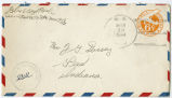 Letter from Glen E. Beyl to Mr. J. G. Dorsey, March 15, 1944.
