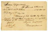 Receipted bill, Barnett & Hanna to Indian Department, 1824 May 31
