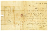Letter, P. Wilson, Cincinnati (Ohio), to John Tipton, 1824 June 25