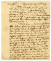 Letter, George F. Pope, Shepherdsville (Ky), to John Tipton, 1819 August 4