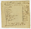 Strength report, Capt. Morgan to Major Jacob Zenor, 1812 September 14