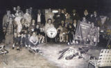 Bonfire Gathering of Brownsburg Flambeaus and Skeeter Beater Club