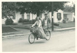 Brownsburg Centennial Parade: Bicycle for Two