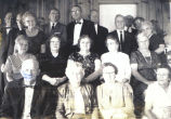 Brownsburg High School Class of 1916 reunion