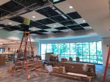 Brownsburg Indiana Library Remodel