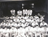 Brownsburg High School football team for 1964-65