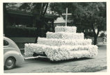 Brownsburg Centennial Parade: Methodist Church float