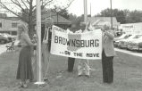 Brownsburg flag