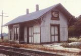 Brownsburg Railroad Depot