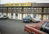 Dollar Inn Motel behing St. Vincent Medical Center