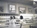 Galyan's Supermarket art display