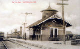 Big Four Depot, Brownsburg, Indiana