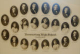 Brownsburg High School Class of 1915