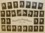 Brownsburg High School Class of 1911
