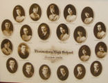 Brownsburg High School Class of 1918