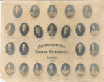Brownsburg High School Class of 1922