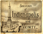 Souvenir of Indianapolis and vicinity