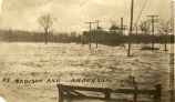 [1913 Flood], Madison Ave., Anderson, Ind.