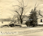 Tornado, Anderson, Ind., March 28, 1954, 8th & Arrow Ave.