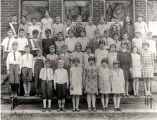 Miss Morrow's 1929 5th Grade Class, 1929