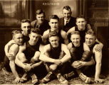 Anderson High School Basketball Team, 1918-19