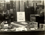 Stein-Canaday Furniture Company window display