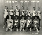 Anderson High School Basketball team, 1964-65