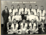 St. Mary's High School Basketball team, 1959-60