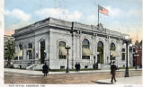 Post Office, Anderson, Indiana